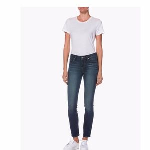 Paige Transcend - Verdugo Ankle Skinny Jeans 26